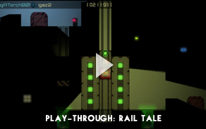 Level play-through: Rail Tale